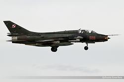 Sukhoi Su-22UM-3K Poland Air Force 508