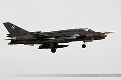 Sukhoi Su-22M4 Poland Air Force 8816