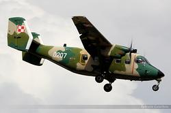 PZL-Mielec M-28B Bryza Poland Air Force 0207
