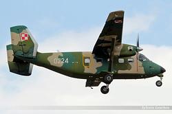 PZL-Mielec M-28B Bryza Poland Air Force 0224
