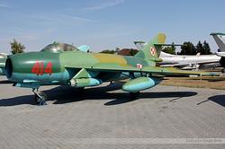 Mikoyan-Gurevich MiG-17 (Lim-6) Poland Air Force 414