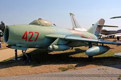 Mikoyan-Gurevich MiG-17 (Lim-6) Poland Air Force 427