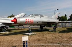 Mikoyan-Gurevich MiG-21U-600 Poland Air Force 2720