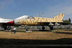 Mikoyan-Gurevich MiG-21PFM Poland Air Force 04