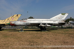 Mikoyan-Gurevich MiG-21 Poland Air Force 8905