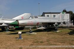 Mikoyan-Gurevich MiG-21M Poland Air Force 2001