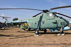 Mil Mi-4ME Poland Navy  042