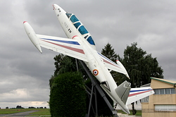 Fouga CM-170 Magister Armée de l'Air 213 / 103-XN