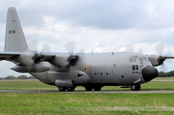 Lockheed C-130H Hercules Belgium Air Force CH-04