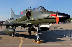 McDonnell Douglas A-4N Skyhawk Draken International N167EM