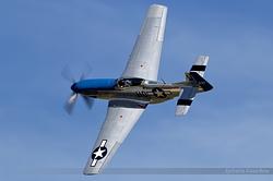 North American P-51D Mustang F-AZXS