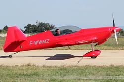 Mudry-Apex Cap 222 F-WWMZ