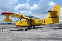 Canadair CL-215 Sécurité Civile F-ZBAY / 23