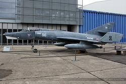 Dassault Etendard IVM Marine Nationale 56