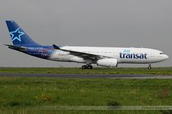 Airbus A330-243 Air Transat C-GTSJ