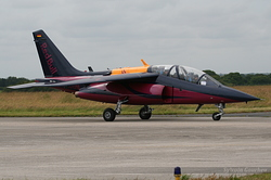 Dassault-Dornier Alpha Jet A Red Bull (The Flying Bulls) D-ICDM