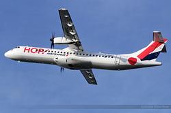ATR 72-212A HOP! F-HOPZ