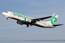 Boeing 737-8K2 Transavia France F-GZHT