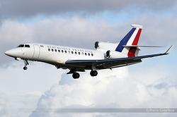 Dassault Falcon 7X République Française F-RAFA