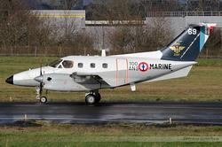 Embraer EMB-121AN Xingu Marine Nationale 69