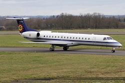 Embraer ERJ-145LR Belgium Air Force CE-04