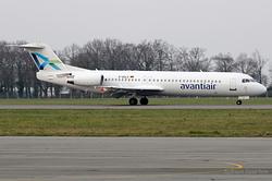 Fokker F100 Avanti Air D-AOLG