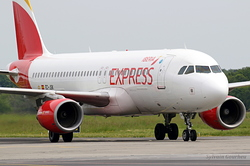 Airbus A320-214 Iberia Express EC-JSK