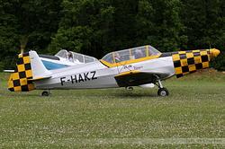 Zlin 526 F-HAKZ