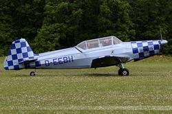 Zlin 526 D-EEBH