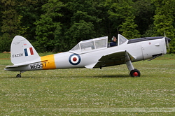 De Havilland Canada DHC-1 Chipmunk F-AZCH