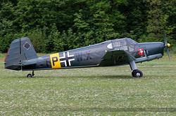 Bucker Gomhouria-Mk.6 G-TPWX