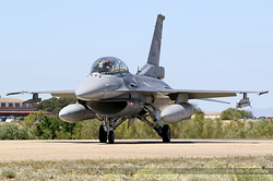 General Dynamics F-16C Night Falcon Turkey Air Force 91-0022