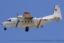 CASA C-212-200 Aviocar Spain INTA Instituto Nacional De Técnica Aeroespacial T.12D-74 / 54-11