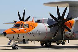 Grumman E-2C Hawkeye Marine Nationale 3