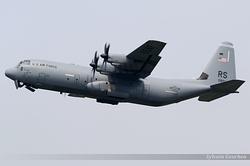 Lockheed C-130J-30 Hercules US Air Force 06-8611