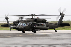 Sikorsky UH-60A Blackhawk US Army 87-24584