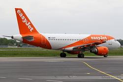 Airbus A319-100 easyJet G-EZFF