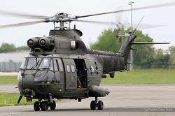 Aerospatiale SA-330E Puma HC2 Royal Air Force 1120 / XW214