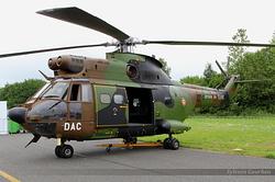 Aérospatiale SA-330B Puma Armée de Terre 1036 / DAC / F-MDAC