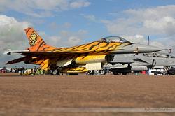 General Dynamics F-16AM Fighting Falcon Belgium Air Force FA-77