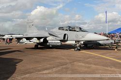 Saab JAS-39D Gripen Sweden Air Force 39821