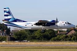 Antonov An-26B Vulkan Air EW-378TG