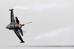 General Dynamics F-16C Night Falcon Turkey Air Force 88-0032