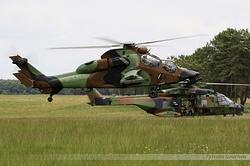 Eurocopter EC-665 HAP Tigre Armée de Terre 6012 / BJL / F-MBJL & NH90-TTH Caïman Armée de Terre 1311 / EAP / F-MEAP