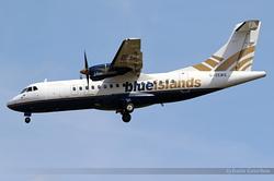 ATR 42-320 Blue Islands G-ZEBS