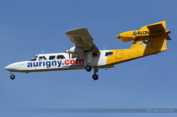 Britten-Norman BN-2A Mk3-2 Trislander Aurigny Air Services G-RLON