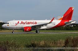 Airbus A319-115SL Avianca N751AV / D-AVWZ