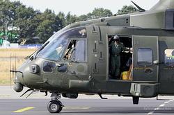 Agusta Westland EH-101 Merlin HC3A Royal Air Force ZJ125 / J