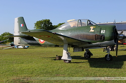 North American T-28A Fennec F-AZKG