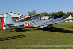 Morane-Saulnier MS-733 Alcyon 74 / F-BKOI